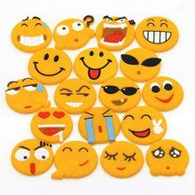 10 Pz/set Sorriso Faccia Lavagna Magnete Pacchetto Magneti Frigo Sviluppo Promozione Bella Cartoon Faces Emoji Personalità(China)
