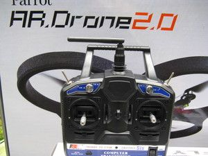 Parrot AR Drone 2 RADIO TRANSMITTER & RECEIVER KIT US $131.95