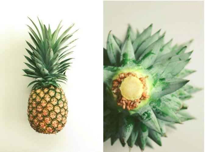 DIY tu propia planta piña natural en casa