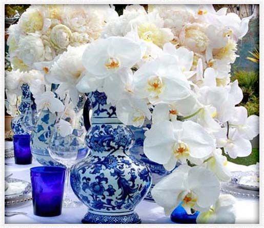 128 best Blue Weddings images on Pinterest | Blue wedding ...