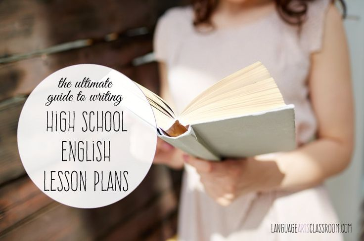 Writing English lesson plans can be intimidating. Look at examples, and use the free lesson plan template from this post.