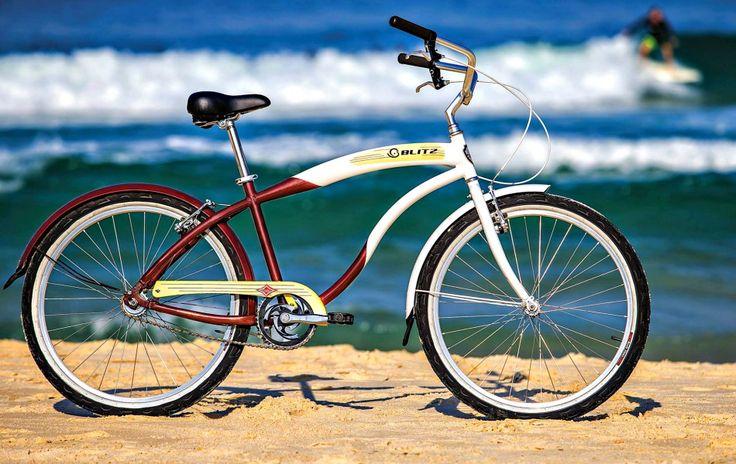Praia, trilha ou asfalto? Escolha a bike certa e ande em todo tipo de terreno #eu-atleta