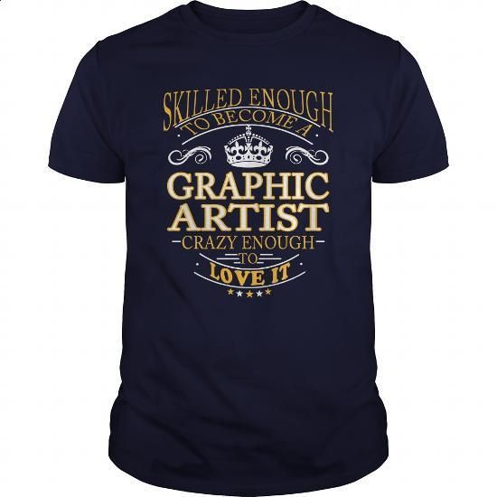 Awesome Tee For Graphic Artist - #funny shirts #linen shirt. MORE INFO =>…