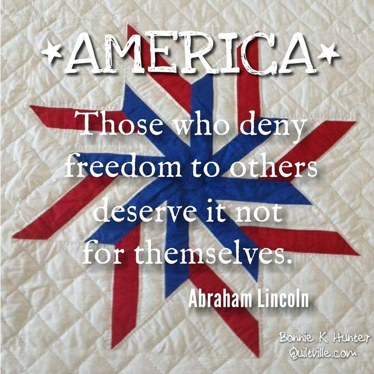 Freedom means nothing by itself. It's what you do with it that matters. Happy independence day, everyone! Vintage patriotic star quilt shared by Cathy B . . . . #quilt #quilting #patchwork #quiltville #bonniekhunter #vintagequilt #antiquequilt #deepthoughts #wisewords #wordsofwisdom #quiltvillequote #quote #inspiration #starquilt