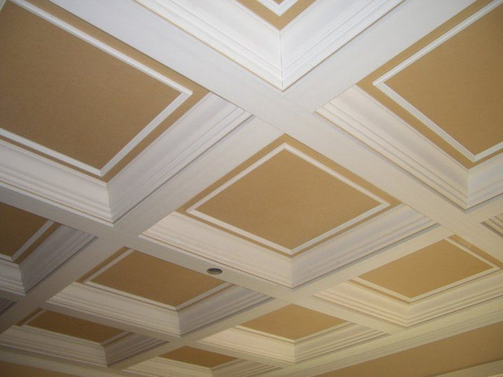 Coffered Ceiling Or Tray Ceiling: 27 Best Ceilings Images On Pinterest