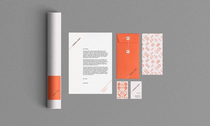 Andreea Bora branding2