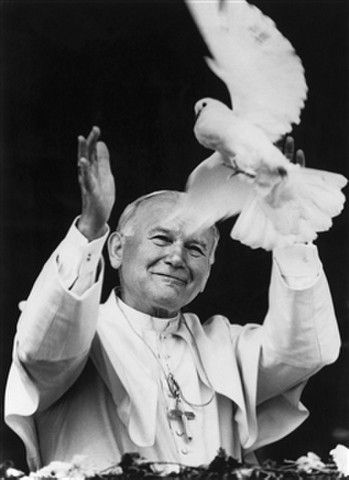 theimperialcourt:  Pope John Paul II