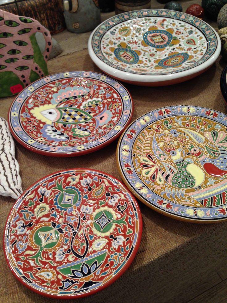 Ceramic artists of Ukraine. Керамика мастеров Украины. Рустем Скибин; Rustem Skibin