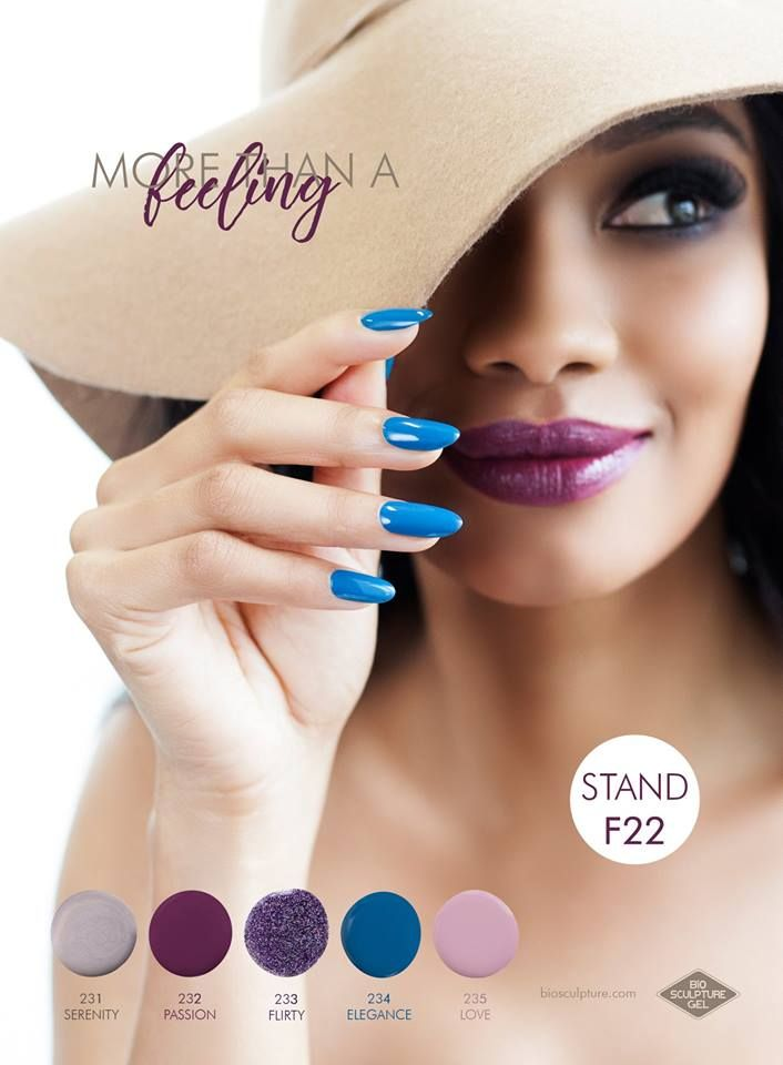 The More Than A Feeling collection    Evo Colours - FAST LANE COLOUR