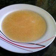 Sopa de cocido rápida Thermomix