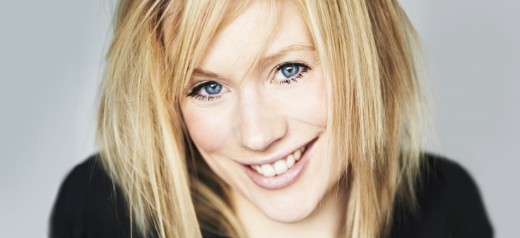 Kellie Shirley on my new headshots website