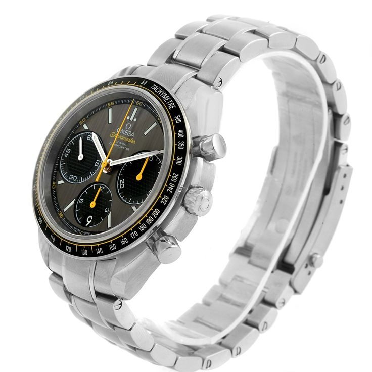 15843 Omega Speedmaster Racing Co-Axial Chronograph Watch 326.30.40.50.06.001 SwissWatchExpo