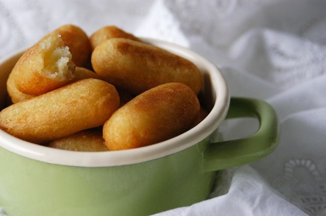 Kublanka vaří doma - Škubánky
