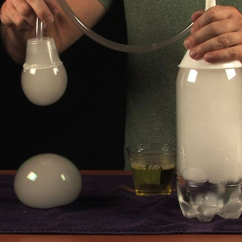 Boo Bubbles - Dry Ice Science at Steve Spangler Science