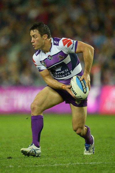 Cooper Cronk Photos: NRL Qualifying Final - Roosters v Storm http://footyboys.com