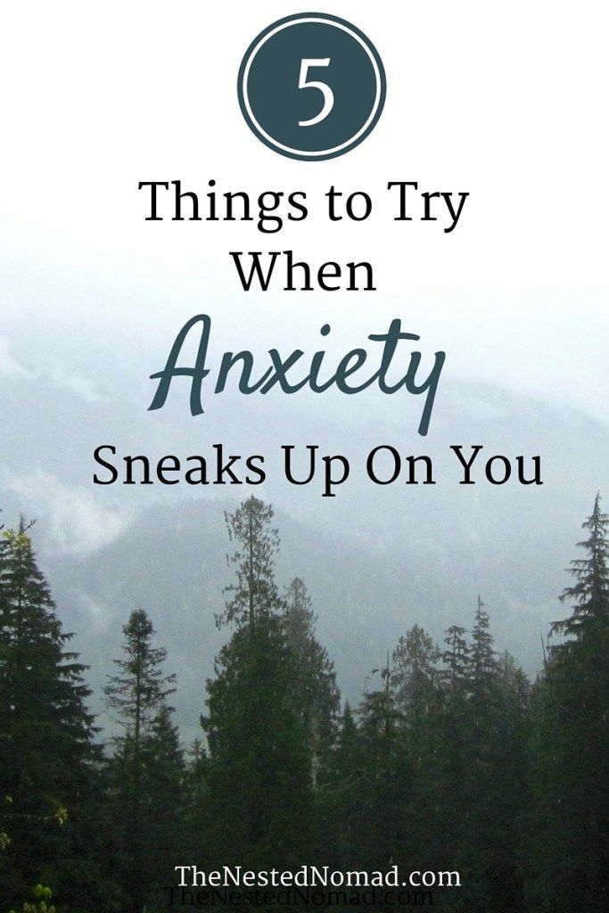 This is not a how-to post per se, but these 5 practices can help you overcome your anxiety moment by moment. #anxiety #stress
