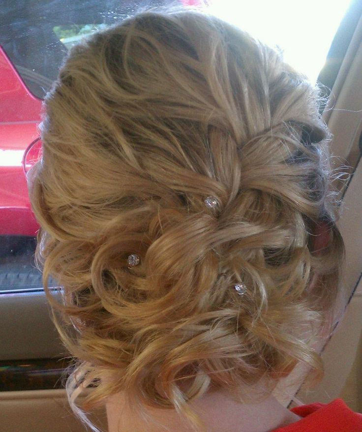 Cute Hairstyles For Prom Updos : 22 best prom up dos images on pinterest