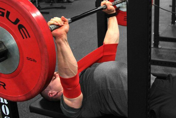 Ask The Super Strong Guy How Can I Bench With An Injured Shoulder Bench Press Upper Body Strength Slingshot Bench