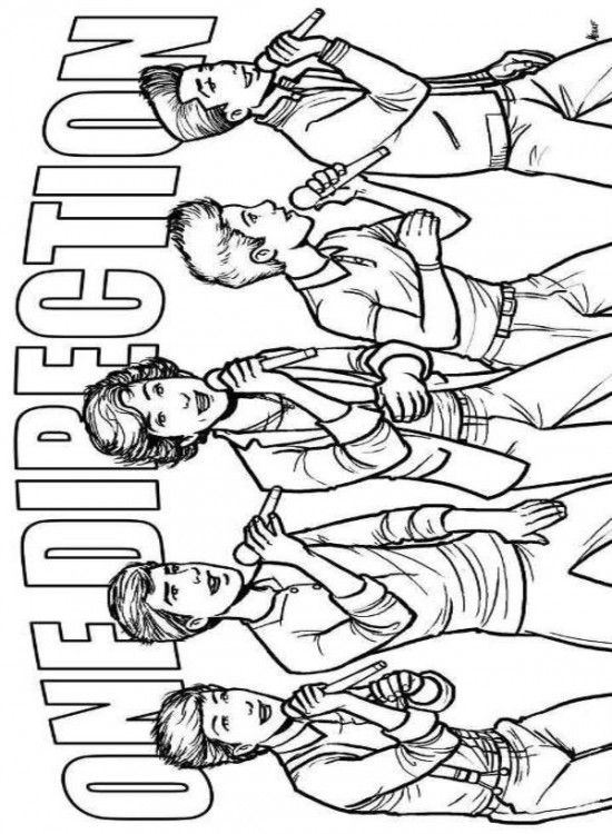 one direction coloring pages to print | 18 best 1D Coloring Pages images on Pinterest | Coloring ...