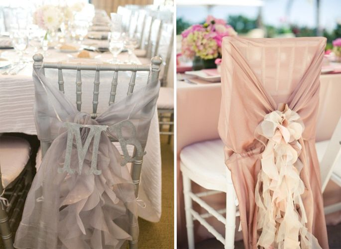 Well-Styled Wedding Chairs » The Bridal Detective