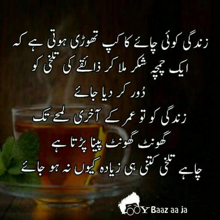 Urdu Quotes Islamic Life Qoutes So True Imagination Poetry Chai Quotation