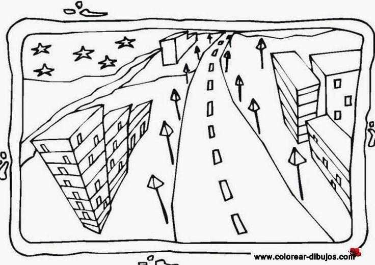 dibujosdeciudadesparacolorear1.jpg (842×595)