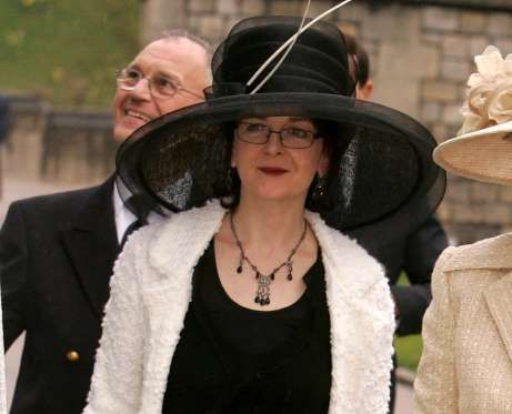 53. Marina Ogilvy  -    Marina Ogilvy is the second child of Sir Angus Ogilvy and Princess Alexandra.    © REX