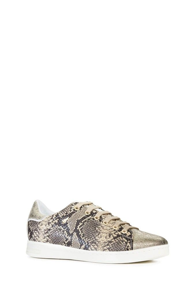 sneakers for cheap fashion lowest discount Womens Geox Gold D Jaysen Shoe - Gold | Products in 2019 ...