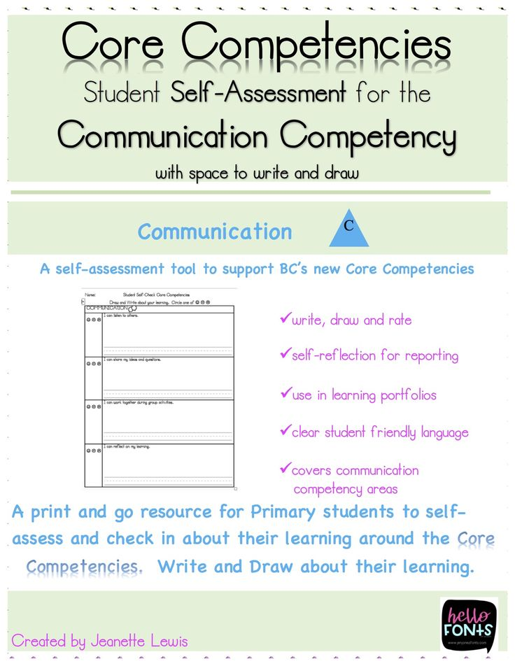 28 best core competencies images on pinterest