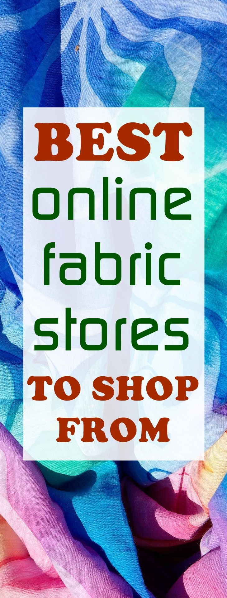 sewing for beginners | online fabric stores | buy cheap fabrics