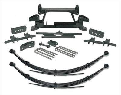 1995 CHEVROLET K3500 PICKUP Tuff Country 4 Inch Lift Kit: Tuff Country 4 Inch Lift Kit 14822K 4… #AutoParts #CarParts #Cars #Automobiles