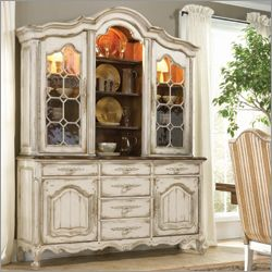 Antique Finished Hutch