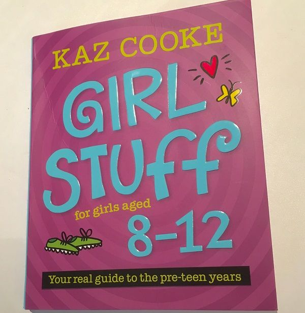 Girl Stuff 8 - 12: Gift Grapevine book review