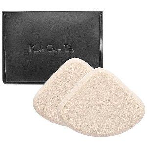 Koh Gen Do Make Up Sponge by Koh Gen Do. $38.89. A makeup sponge made of dense synthetic rubber to perfectly apply and finish your makeup. Koh Gen Do developed this sponge to press and evenly distribute each layer of your makeup, covering all angles of fine lines, pores, and uneven surfaces. The five-sided design allows for maximum usage of corners and angles. It works beautifully with wet or dry product application, and helps to achieve that important step for fla...