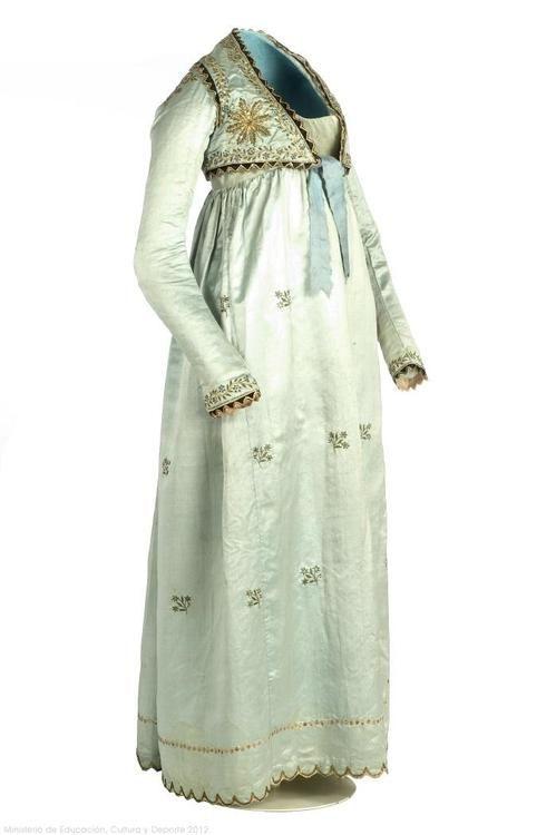 Dress, 1805-1810