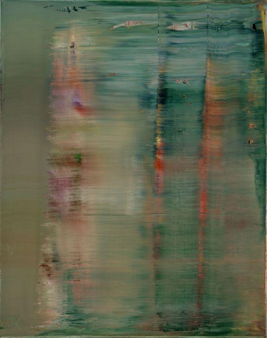 Abstraktes Bild [864-6] » Kunst » Gerhard Richter