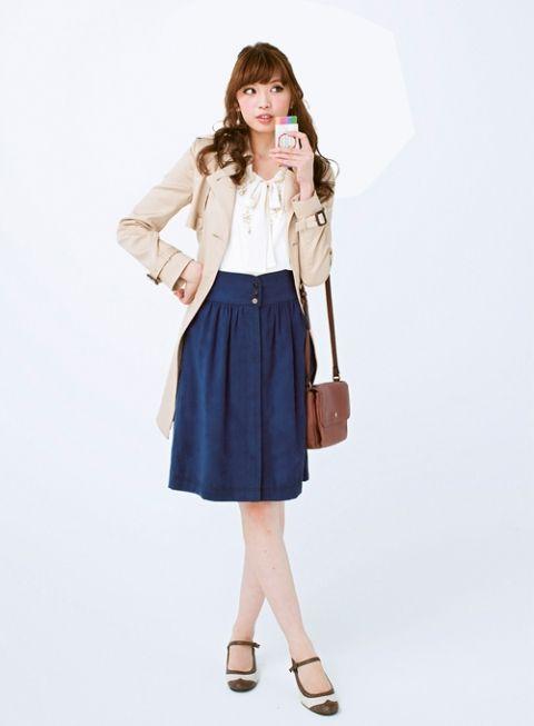 日本に初上陸したソープトピアで石鹸をゲット!   ファッション コーディネート   with online on ウーマンエキサイト