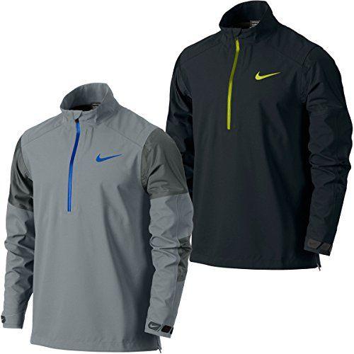 http://www.allmenstyle.com/nike-hyperadapt-storm-fit-half-zip-mens-golf-jacket/