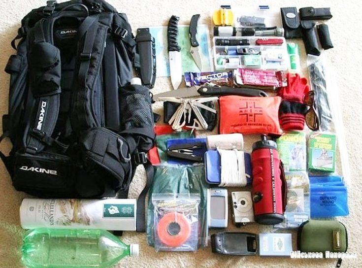 «Тривожна валіза», або Список речей, які повинні бути у вас на випадок війни