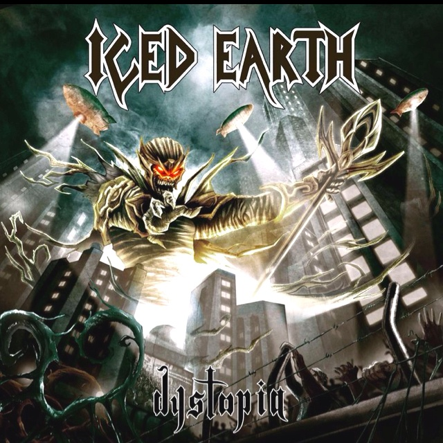 Iced Earth! Stu Block is incredible. A good replacement for Barlow. They were so great to see live!
