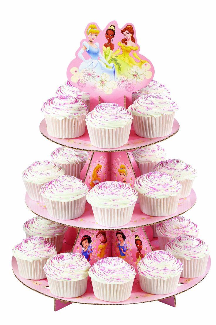 Wilton Cupcake Stand - Princess, Mickey or Cars - as low as $6.84! (reg. $14.95)