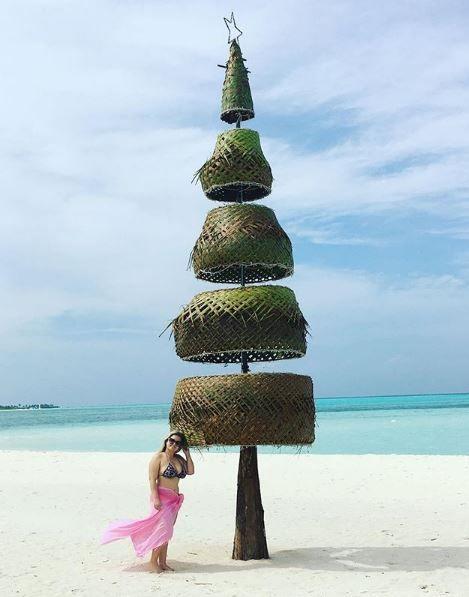 Tropical Tannenbaum