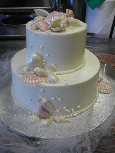 sea shell wedding cakes best 25 seashell wedding cakes ideas on 19712