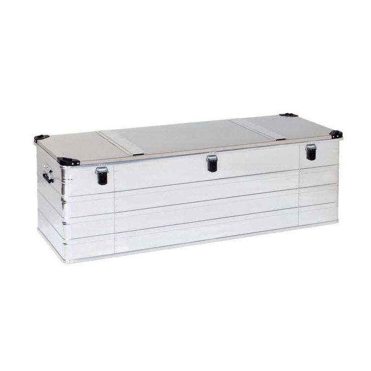 Nett aluminium koffer