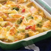 Creamy Vegetable Bake Recipe - Quick and easy at countdown.co.nz