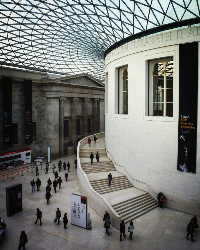 #britishmuseum #london #travel #christmas