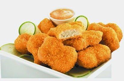 Resep Makanan, resep nugget ikan laut, resep nugget ikan ...