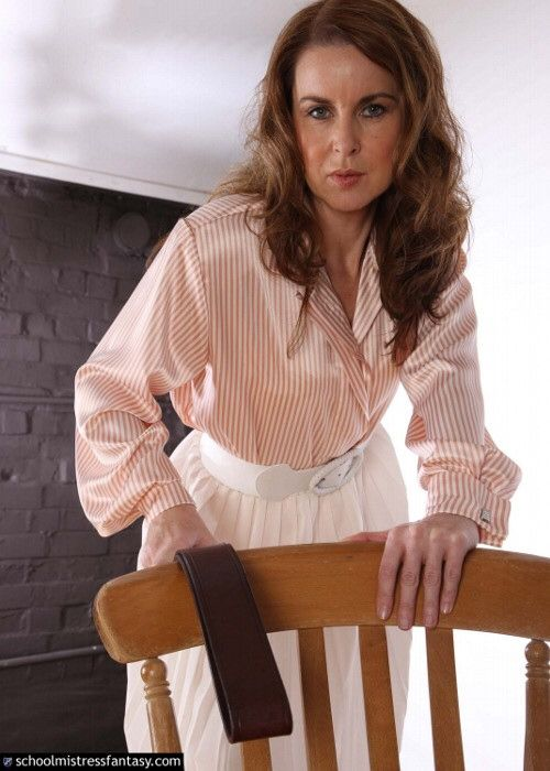 Sexiest ever governess lessons spank ass men big