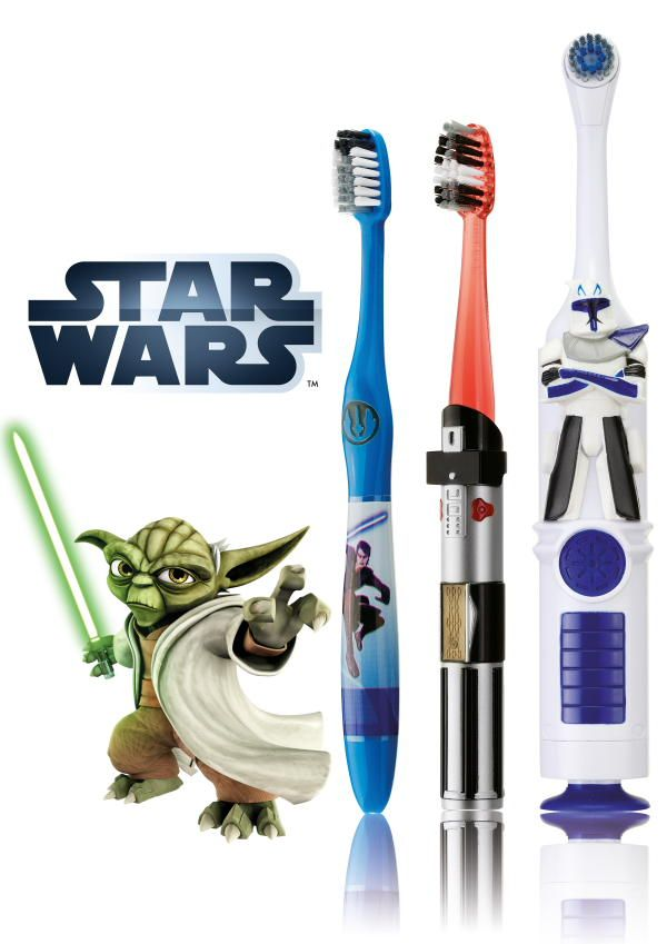 40+ dental health activities for kids, omgosh...it's STAR WARS...www.prodental.com