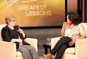 """Another profound moment on The Oprah Show happened in 1998 when viewers met Jo Ann Compton. After her daughter was tragically killed, Jo Ann was stuck in her grief, and Oprah brought in Dr. Phil to help.The conversation was just about to wrap up when Jo Ann began to cry, and Dr. Phil and Oprah asked her what she was thinking. """"I thought after I'd made this goal, that now I could go home. I'm sorry. I was going to go home and take my life,"""" she told them.    Dr. Phil says he knew she was not…"""